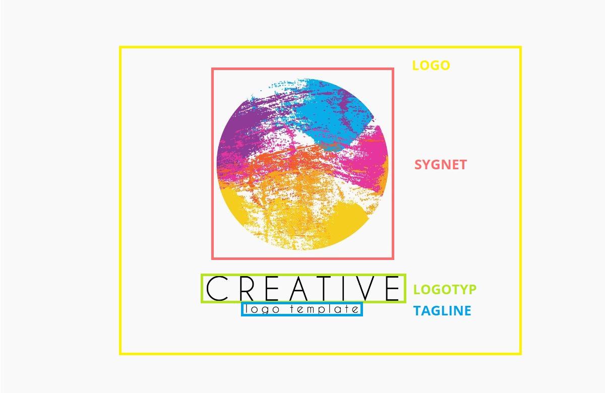 logo logotyp sygnet tagline